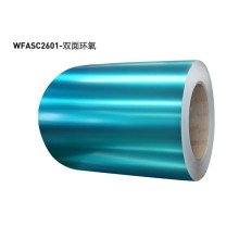 Plaque d'acier antistatique à haute texture