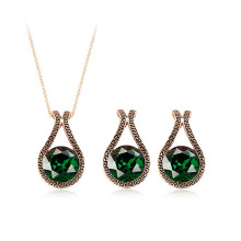 2016 new product latest gift items fashion accessories set,vintage pattern jewelry set
