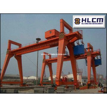 Precast Yard Gantry Crane 04 with SGS
