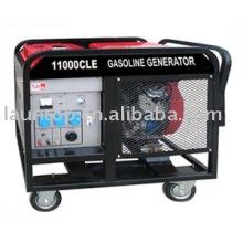 10 кВт бензиновый генератор, работающий на двухцилиндровом двигателе