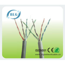 Unshielded LAN Network Cat5e UTP Cable Price Per Meter