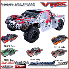 1/10 Scale 4WD Nitro Powered RC Car in Radio Control Toys