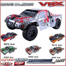 Escala 1/10 4WD Nitro Powered RC carro em brinquedos de controle de rádio
