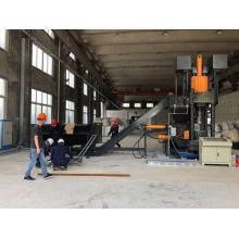 CE Sponge Iron Mill Scale Briquette Machine