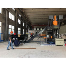 Máquina de briquete de escala de moinho de ferro esponja CE