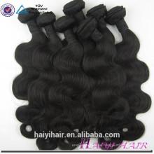 7A 8A 9A Malaysisches Haar, nobles malaysisches Haupthaar, unverarbeitete Großhandels100% reines oberstes malaysisches Haar