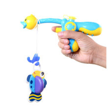 Cheap Plastic Toy Transparent Water Gun for Kids