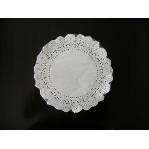 Doily with food grade paper 10inch bulk