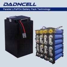 OEM ODM Long Life 72V 50Ah Большая емкость аккумулятора Аккумулятор глубокого цикла Надежные аккумуляторы для солнечной энергии