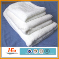 Wholesale Custom Logo White 100% Cotton 5 Star Hotel Towel Set