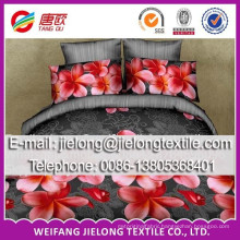 the best fashion beautiful microfiber bed sheet fabric
