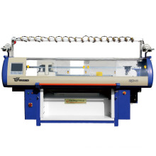neue Produktion Doppel Automatik Pullover Computer Flachstrickmaschine in Jiangsu, China