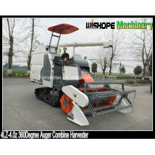 Rice Reaper Erntemaschine 4lz-4.0z Sales in Tazania
