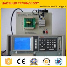 Sistema de prueba de descarga parcial del transformador automático 40000kVA / 35kv