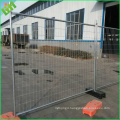 2016 Australia hot sale hot dipp galvanized 2.1x2.4m temporary fence panels