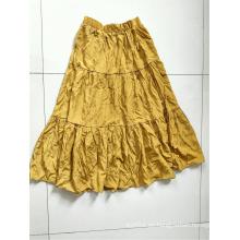 Faldas de mujer de verano Faldas largas con volantes de dama