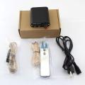 Kit de alimentação de máquina de tatuagem kit w / clip cabo, pedal