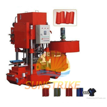 Automatic Concrete Colored Roof Tile Making Machine
