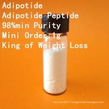 Poudre de peptide d'Adipotide de grande pureté d'Adipotide pour la perte de poids