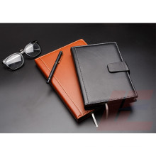 Stationery Manufacturer Excellent Handmade Leather Custom Paper Notebook