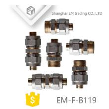EM-F-B119 Al-pex-Al male thread union brass pipe fitting