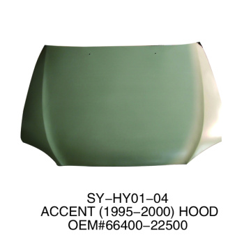 Hood For Hyundai Accent (1995-2000)
