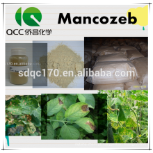 Fungicida Mancozeb 90% TC 80% WP CAS 8018-01-7