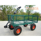 High Grade Steel Meshed Garden Cart with Heavy Duty (TC1840A)