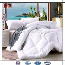 Hotel de lujo de 5 estrellas utilizado Super suave y cómodo edredón de ganso blanco