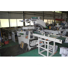 Cardboard Die-Cutting Machine with Conveyor (WJMQ-350B)