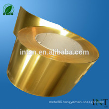 China copper Minerals Metallurgy factory supplies brass strips C26800
