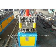 Máquina Perfiladeira de Quilha de Aço Leve - Fileira Dupla