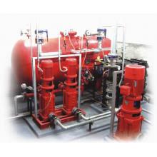 Equipo de suministro de agua de alta presión de gas Dlc utilizado para la lucha contra incendios de emergencia