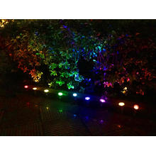 Smart Tuya WiFi garden sportlight strip light