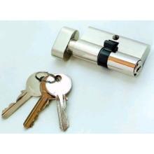 Verrouillage du cylindre en laiton, verrouillage du cylindre de porte intérieur (AL-1106)