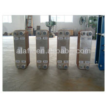 Brazed plate heat exchanger suit small flow rate or high temperature,heat exchanger manufacture