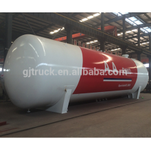Liquefied petroleum gas transport 3 axles 56 m3 LPG tank trailer /LPG transport tank trailer/ LPG semitrailer