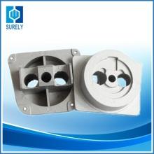 Peças da máquina do café de Ningbo personalizadas para as fundições de alumínio