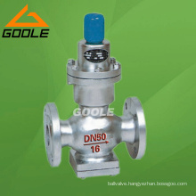 Direct Acting Bellow Pressure Reducing Valve (GAY44H/Y)