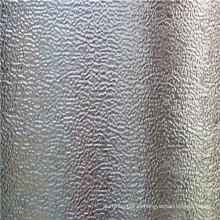 3003 Placa de alumínio em relevo com casca de laranja