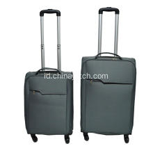 600D 2 Pieces Trolley Aluminium Tinta