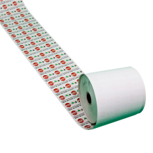 70gsm Till Rolls 80x80 Mm Ticket Dispenser Bpa Free Thermal Paper