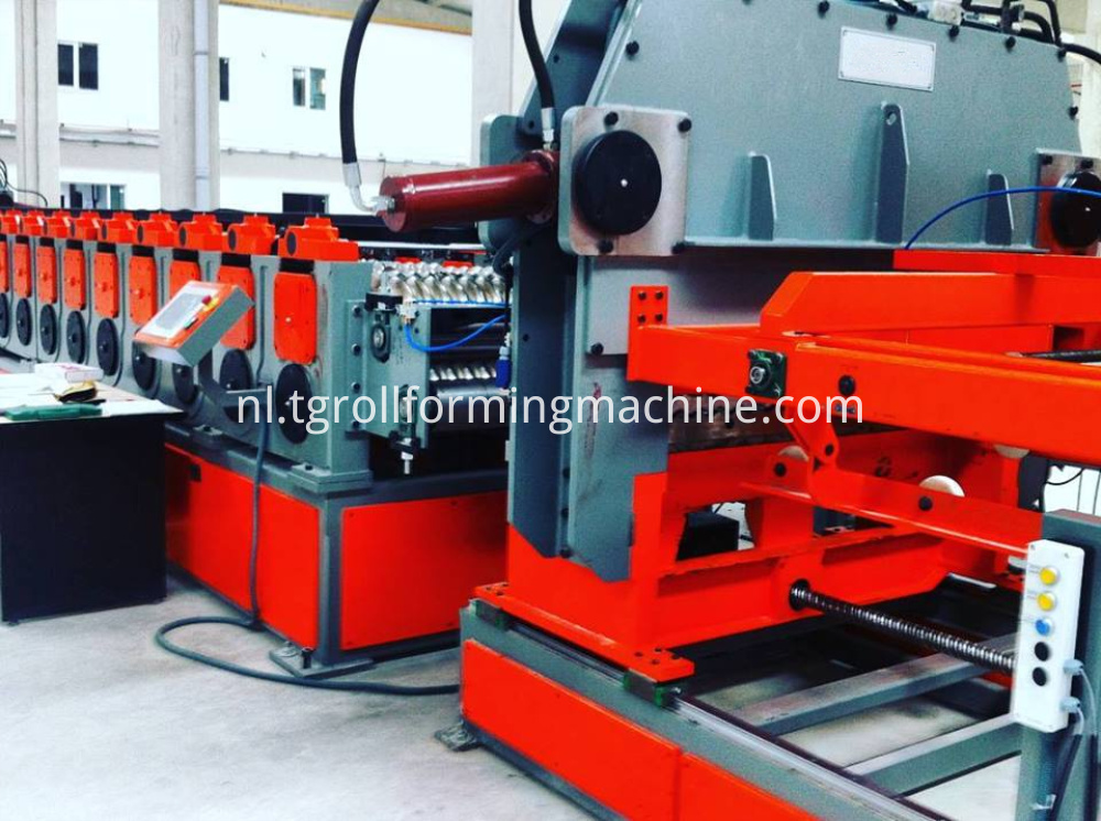 Steel Silo Bin Forming Machine