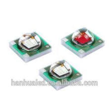 Green board ceramics high power LED lamp bead patch type XP - 3535 red, yellow, blue, green and white UV E all series