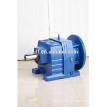 DOFINE R series helical gear reductor