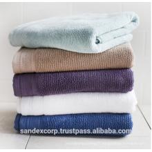 Tissu éponge en coton