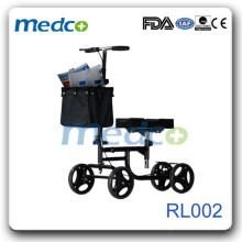 Aluminum frame rollator walker RL002
