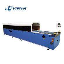 Máquina plegadora de batas quirúrgicas Lingchuang