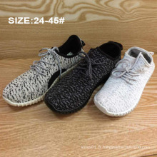 2016 classique pas cher unisexe d'injection respirant Flyknit Casual Sneaker chaussures