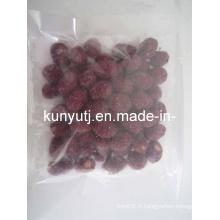 Arachides de pommes de terre violet de haute qualité